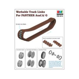 Ryefield model 1:35 Workable Tracks for Panther A or G