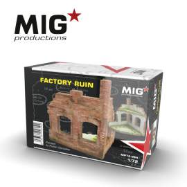 MIG Productions 1:72 Factory Ruin