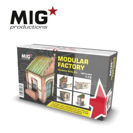 MIG Productions 1:72 Modular Factory