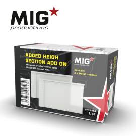 MIG Productions 1:72 Added Heigh Section Add On