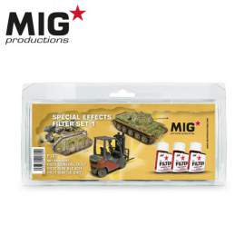 Mig Productions Special effects Set 1