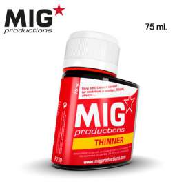 Mig Productions Thinner for washes (75ml)