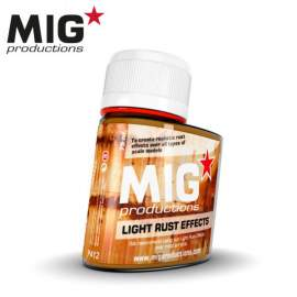 Mig Productions Light Rust effects