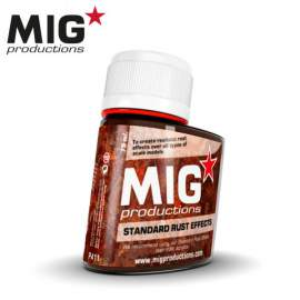 Mig Productions Standard Rust effects