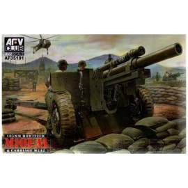 AFV-Club 1:35 105mm Howitzer M101 A1 Carriage M2 A2 harcjármű makett