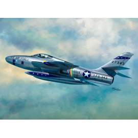 Sword 1:72 Republic RF-84F Thunderflash photo reconnaissance