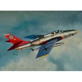 Sword 1:72 Republic RF-84F Thunderflash repülő makett