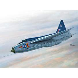 Sword 1:72 BAC/EE Lightning T.4/T.5 repülő makett