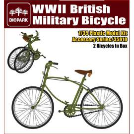 Diopark 1:35 WWII British Military Bicycle