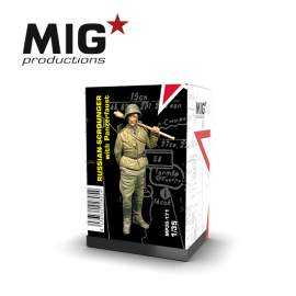 MIG Productions 1:35 Russian scrounger with panzerfaust