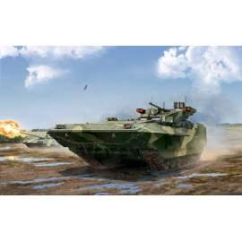 "Zvezda 1:35 Russian Heavy Infantry Fighting Vehicle BMP T-15 "" Armata"""