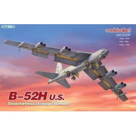 Modelcollect 1:72 B-52H U.S. Stratofortress strategic Bomber