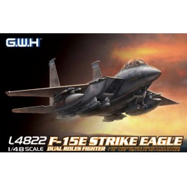 Great Wall Hobby 1:48 F-15E Strike Eagle Dual-Roles Fighter