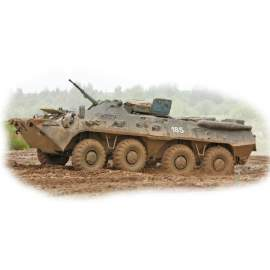 Ace Model 1:72 BTR-80 Soviet armored personnel carrier, early prod.
