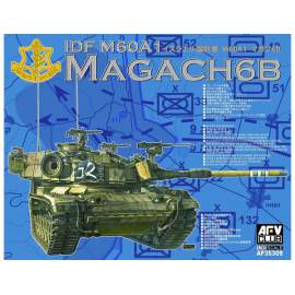 AFV-Club 1:35 IDF M60A1 Magach 6B