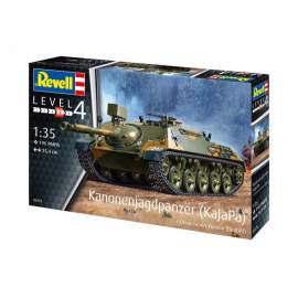 Revell 1:35 Kanonenjagdpanzer + Observation Version