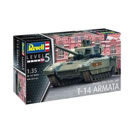 Revell 1:35 Russian Main Battle Tank T-14 Armata
