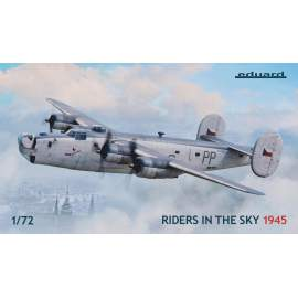 Eduard Limited edition 1:72 Riders in the Sky (Liberator)