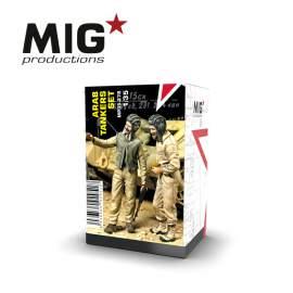 MIG Productions 1:35 Arab tankers set