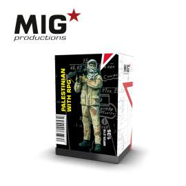 MIG Productions 1:35 Palestinian with RPG