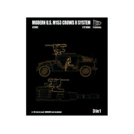 T-Model 1:72 US M153 Crows II System