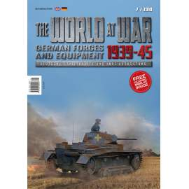The World at War 1:72 PANZERKAMPFWAGEN II Ausf.b