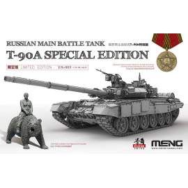 Meng Model 1:35 Russian Main Battle Tank T-90A Special Edition
