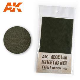 AK Interactive camouflage net green type 1.