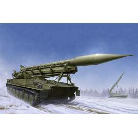 Trumpeter 1:35 2P16 Launcher with Missile of 2k6 Luna (FROG-5)