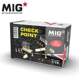 MIG Productions 1:72 Check point
