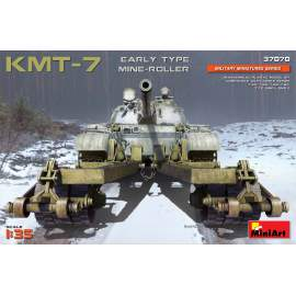 Miniart 1:35 KMT-7 Early Type Mine-Roller