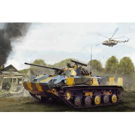 Trumpeter 1:35 Russian BMD-3 Airborne Fighting Vehicle