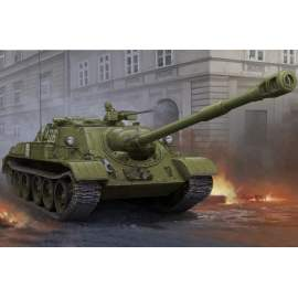 Hobbyboss 1:35 Soviet SU-122-54 Tank Destroyer  harcjármű makett