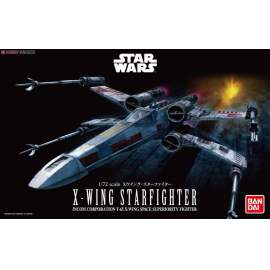 Bandai 1:72 Star Wars X-Wing Starfighter