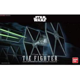 Bandai 1:72 Star Wars TIE Fighter