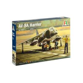 Italeri 1:72 AV-8A Harrier