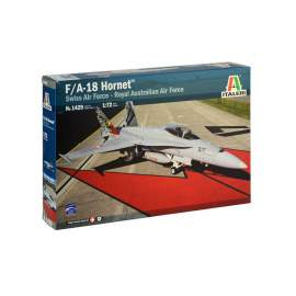 Italeri 1:72 F/A-18 HORNET Swiss Air Force - Royal Australian Air Force