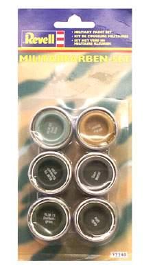 revell katonai szinek festk szett - Revell Night Color