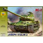 Zvezda 1:35 Josef Stalin 2. (IS-2) Soviet Heavy Tank