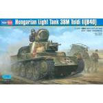 Hobbyboss 1:35 Hungarian Light Tank 38M Toldi II(B40) 82478 tank makett