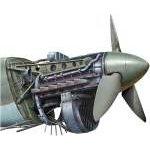Italeri 1:48 JU-87 B2 STUKA 2690 repülő makett