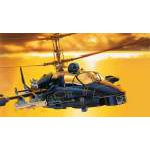 Italeri 1:72 Kamov KA-52 `Alligator` 0005 helikopter makett