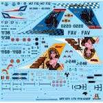 Italeri 1:72 F-16A/B Fighting Falcon 1271 repülő makett