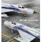 Academy 1:48 MiG-21MF Lengyel Légierő matricával AC12224