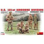 Miniart 1:35 U.S. 101st Airborne Division (Normandy 1944) MT35089