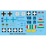 Hobbyboss 1:72 Messerschmitt Bf 109G ´Easy Build´ HB80226