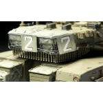 Meng Model 1:35 Ízraeli Merkava tank kiegészítő görgőkkel MMTS-005