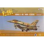 Kinetic 1:72 Lockheed-Martin F-16I Sufa ´Storm´ - ´Israeli Air Force´