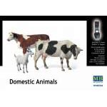 Masterbox 1:35 Domestic Animals