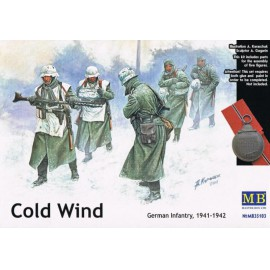 Masterbox 1:35 German Infantry (1941-1945) ´Cold Wind´